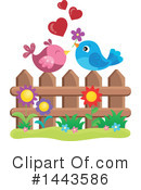 Bird Clipart #1443586 by visekart