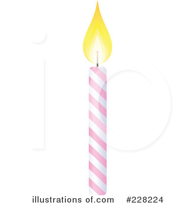 Clip Art Birthday Candle Clipart birthday candle clipart 228224 illustration by tonis pan royalty free rf stock sample