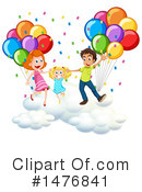 Birthday Clipart #1476841 by Graphics RF