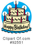 Birthday Clipart #92551 by Andy Nortnik