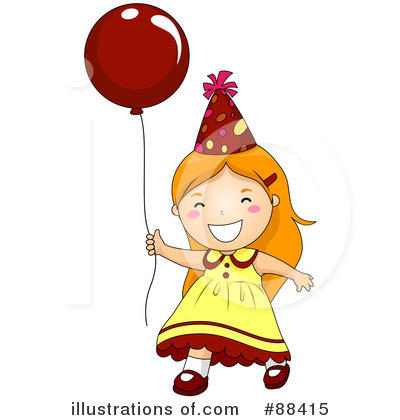 birthday girl clipart 88415 illustration by bnp design studio rh illustrationsof com birthday girl clip art 11 birthday girl clip art 11
