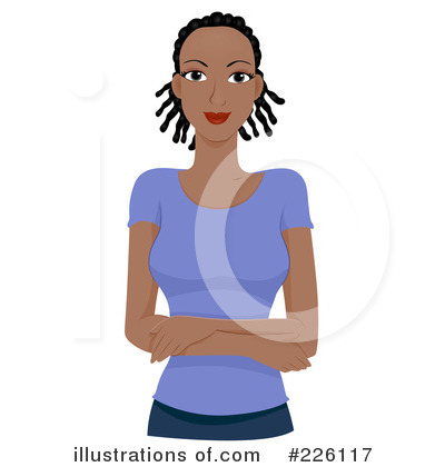black woman clipart 226117 illustration by bnp design studio rh illustrationsof com beautiful black woman clipart strong black woman clipart