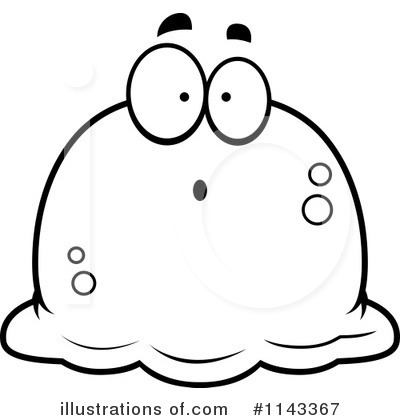 Royalty Free RF Blob Clipart Illustration 1143367 By Cory Thoman
