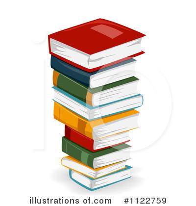 Book Clipart #1122759 - Illustration by BNP Design Studio