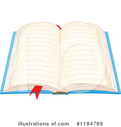 Open Book Clipart #1184769 by Pushkin