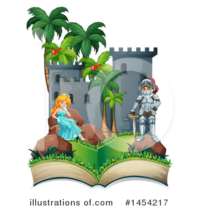 Castle Clipart #1454217 by Graphics RF