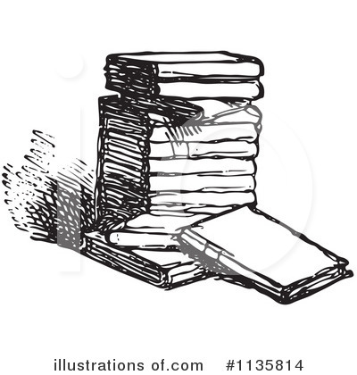 Reading Clipart #1135814 by Picsburg