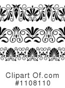 Borders Clipart #1108110 by Vector Tradition SM