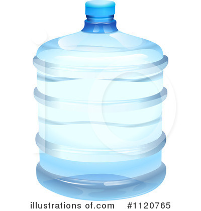 bottled water clipart 1120765 illustration by graphics rf rh illustrationsof com Bottled Water Dispenser Clip Art bottled water clip art images