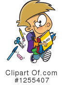 Boy Clipart #1255407 by toonaday