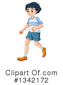 Boy Clipart #1342172 by Graphics RF