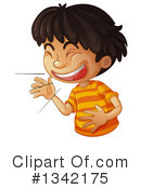 Boy Clipart #1342175 by Graphics RF