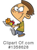 Boy Clipart #1358628 by toonaday