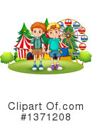 Boy Clipart #1371208 by Graphics RF