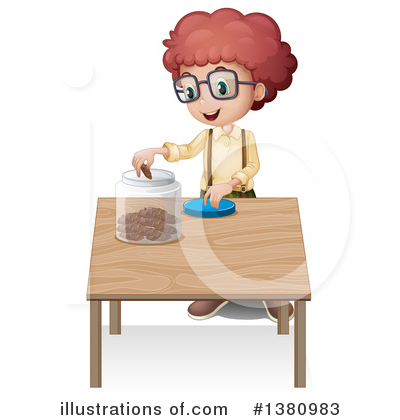 Cookie Jar Clipart #1380983 by Graphics RF