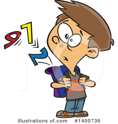Math Clipart #1400736 by toonaday