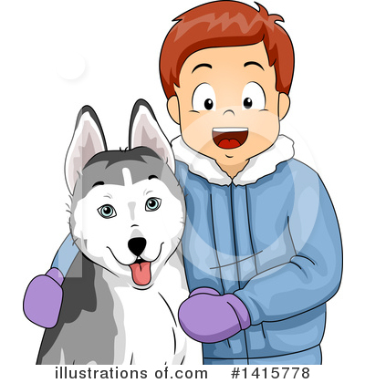 Pets Clipart #1415778 by BNP Design Studio