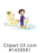 Boy Clipart #1439581 by Graphics RF