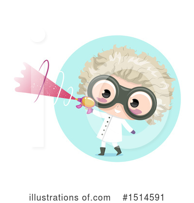 Scientist Clipart #1514591 by BNP Design Studio