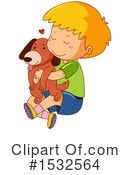 Boy Clipart #1532564 by Graphics RF