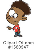 Boy Clipart #1560347 by toonaday