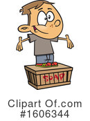 Boy Clipart #1606344 by toonaday