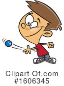 Boy Clipart #1606345 by toonaday