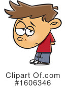 Boy Clipart #1606346 by toonaday