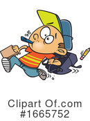 Boy Clipart #1665752 by toonaday