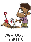 Boy Clipart #1692113 by toonaday