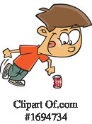 Boy Clipart #1694734 by toonaday