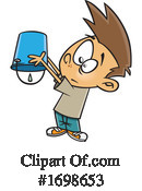 Boy Clipart #1698653 by toonaday