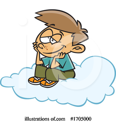 Boy Clipart #1705000 by toonaday
