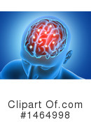 Brain Clipart #1464998 by KJ Pargeter