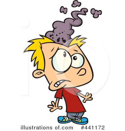Brain Clipart #441172 - Illustration by Ron Leishman