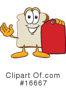 Bread Character Clipart #16667 by Toons4Biz