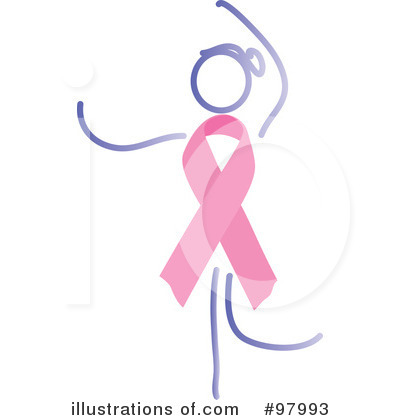 breast cancer clipart 97993 illustration by inkgraphics rh illustrationsof com breast cancer clip art for newsletter breast cancer clip art for newsletter