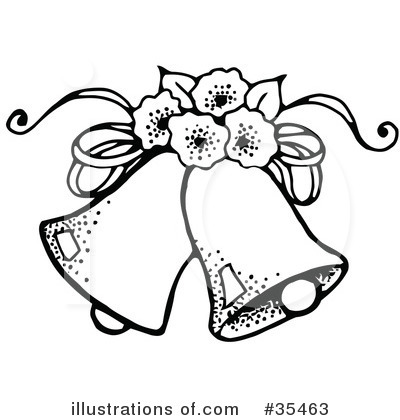 Wedding Bells Clipart.Wedding Bells Clipart 73903 Illustration By Pams Clipart