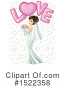 Bride Clipart #1522358 by Graphics RF