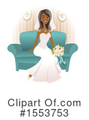 Bride Clipart #1553753 by Amanda Kate