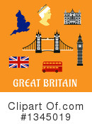 British Clipart #1345019 by Vector Tradition SM