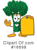 Broccoli Character Clipart #16698 by Toons4Biz