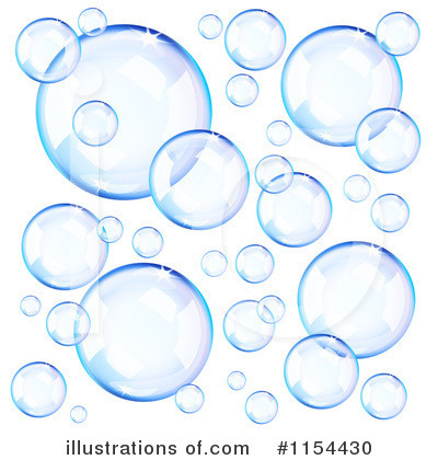 Royalty-Free (RF) Bubbles Clipart Illustration by Oligo - Stock Sample ...