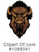 Buffalo Clipart #1089041 by Chromaco