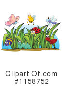 Bug Clipart #1158752 by Graphics RF