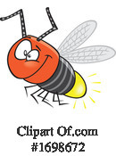 Bug Clipart #1698672 by toonaday