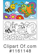 Bugs Clipart #1161148 by visekart