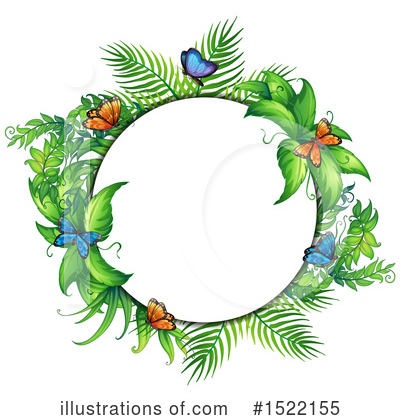 Butterfly Clipart #1522155 by Graphics RF