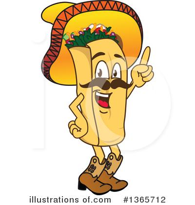 burrito clipart 1365712 illustration by toons4biz rh illustrationsof com free clipart breakfast burrito breakfast burrito clip art