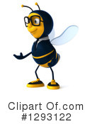 Business Bee Clipart #1293122 by Julos